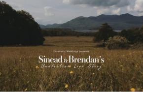 Sinead + Brendan | Australian Love Story