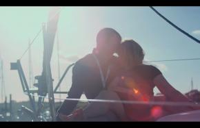 Evanna + Brenton :: THE Boat Story